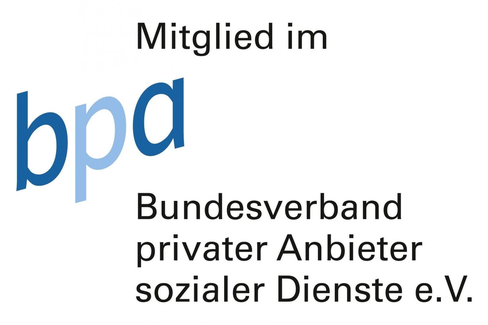 Mitglied im bpa Bundesverband privater Anbieter sozialer Dienste e.V.