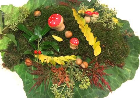 Bewohnerbeirat der Residenz lud zum Herbstfest