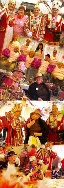 Karneval in der Residenz
